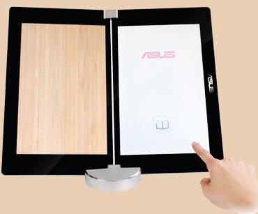 Asus Dual panel laptop