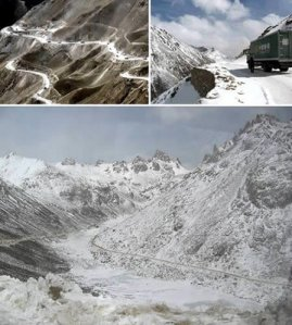 siberian road